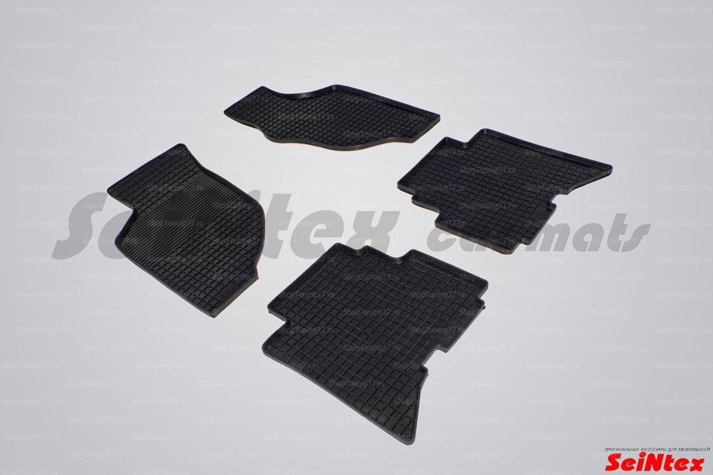 Резиновые коврики сетка для Great Wall Hover H3 (2010-)