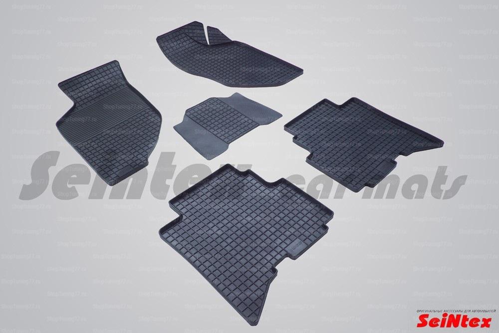Резиновые коврики сетка для Great Wall Hover H5 (2010-)