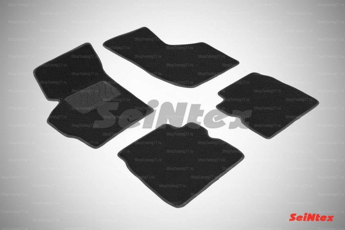 Ворсовые коврики LUX для Hafei Princip (2004-)