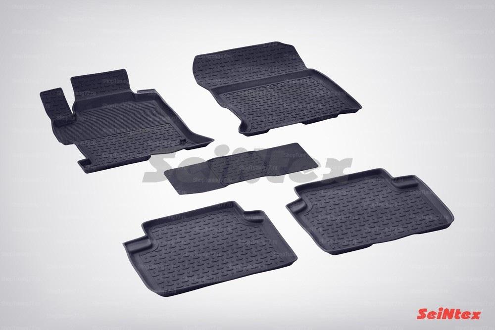 Коврики с высоким бортом для Honda Accord IX (2012-)