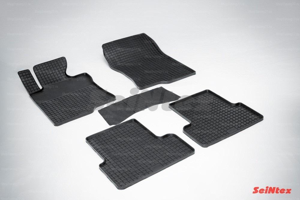 Резиновые коврики сетка для Honda Accord VIII (2008-2012)