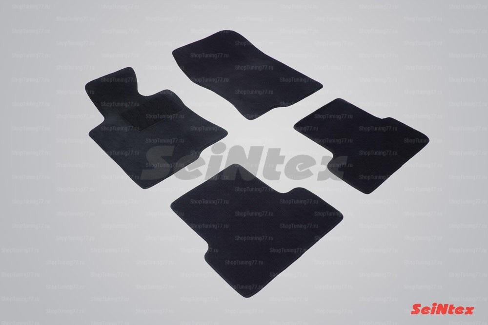Ворсовые коврики LUX для Honda Accord VIII (2008-2012)