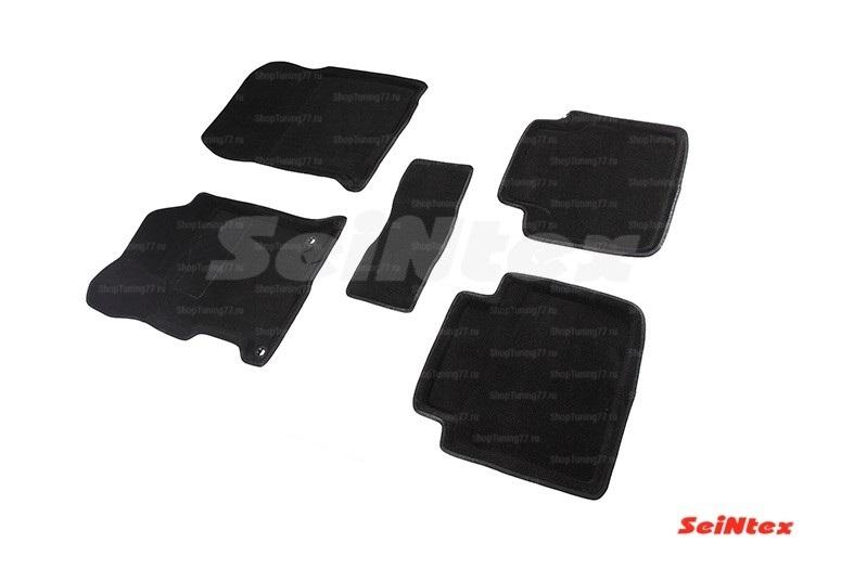 Ворсовые 3D коврики Honda Accord IX (2012-)