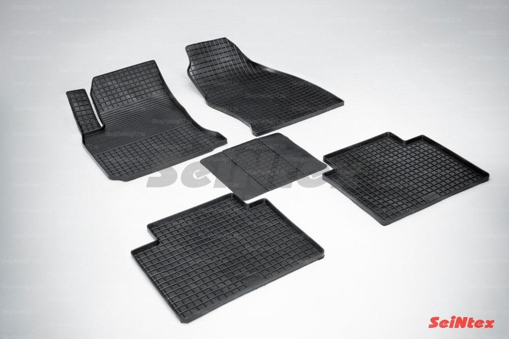 Резиновые коврики сетка для Hyundai Matrix (2001-2010)