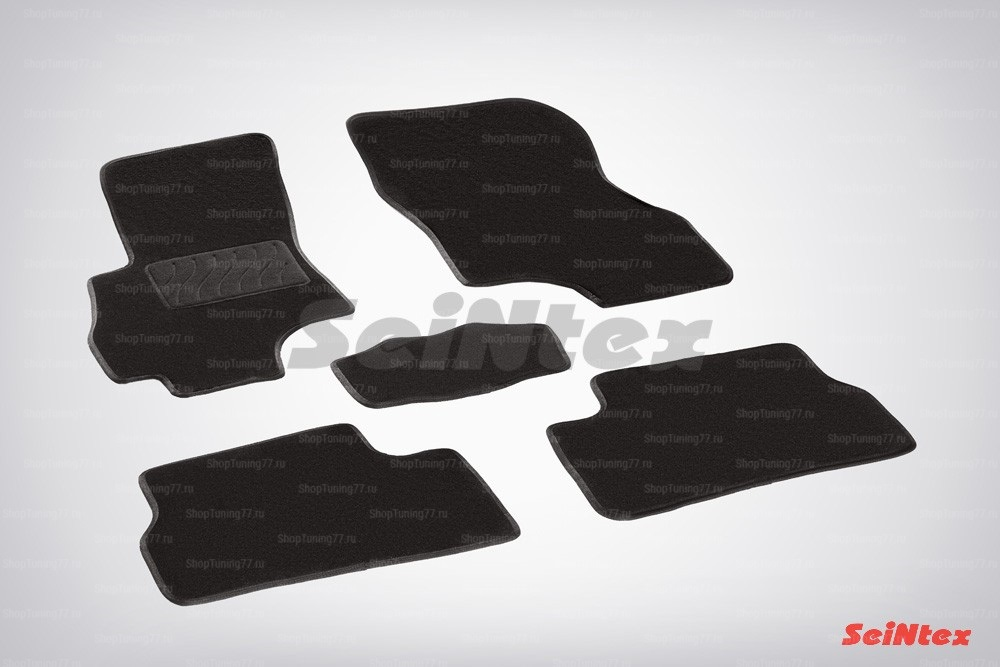 Ворсовые коврики LUX для Hyundai Accent (2000-2012)