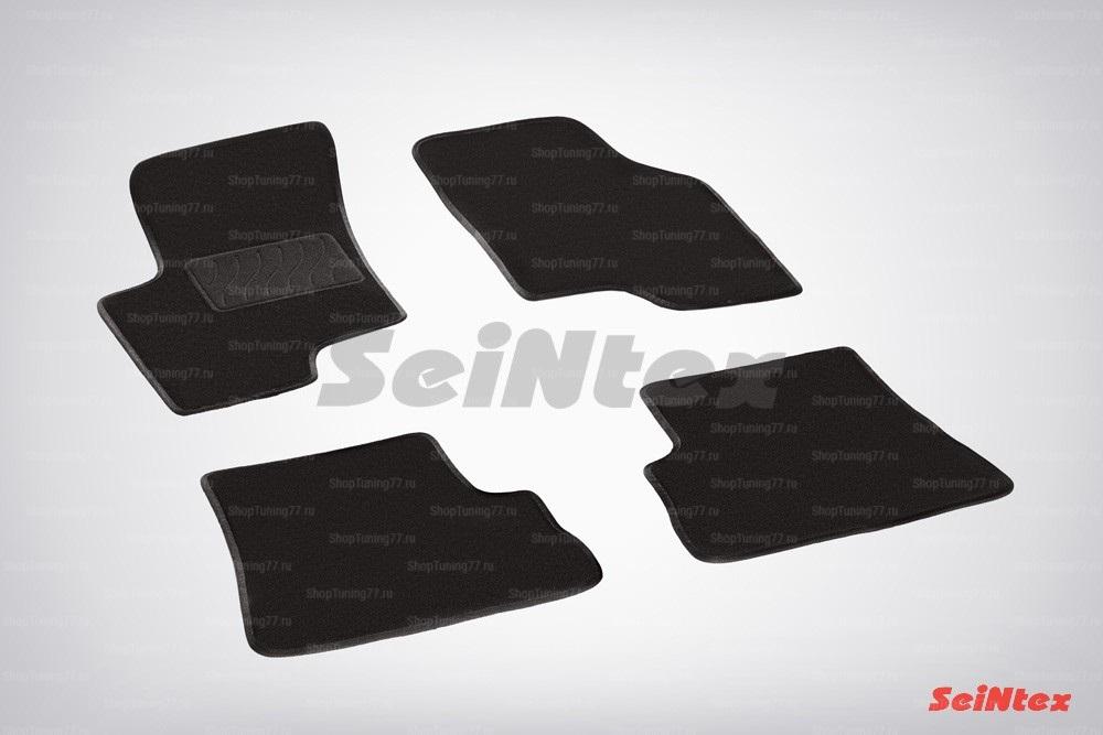 Ворсовые коврики LUX для Hyundai Getz (2002-2011)