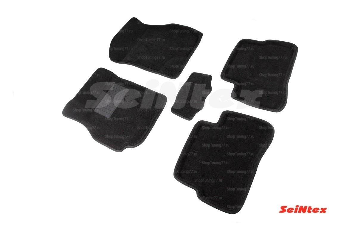 Ворсовые 3D коврики Hyundai Accent (2000-2012)