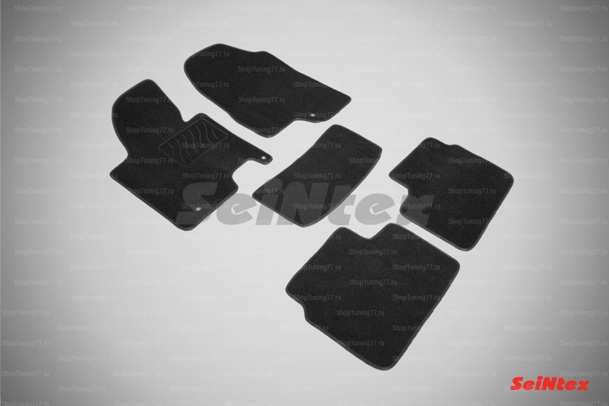 Ворсовые коврики LUX для Kia Ceed (2007-2012)
