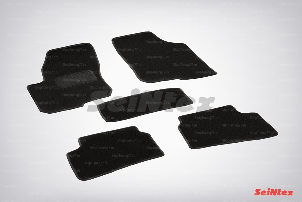Ворсовые коврики LUX для Kia Ceed III (2018-)
