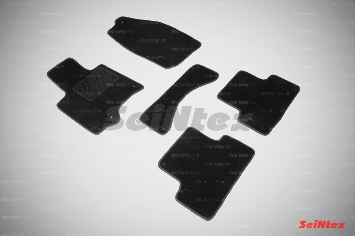 Ворсовые коврики LUX для Infiniti qx50 (2007-2014)