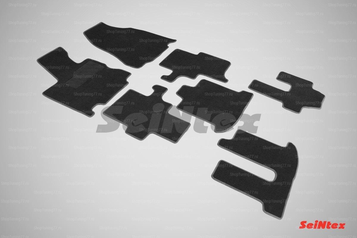 Ворсовые коврики LUX для Infiniti jx35 (2012-2014)