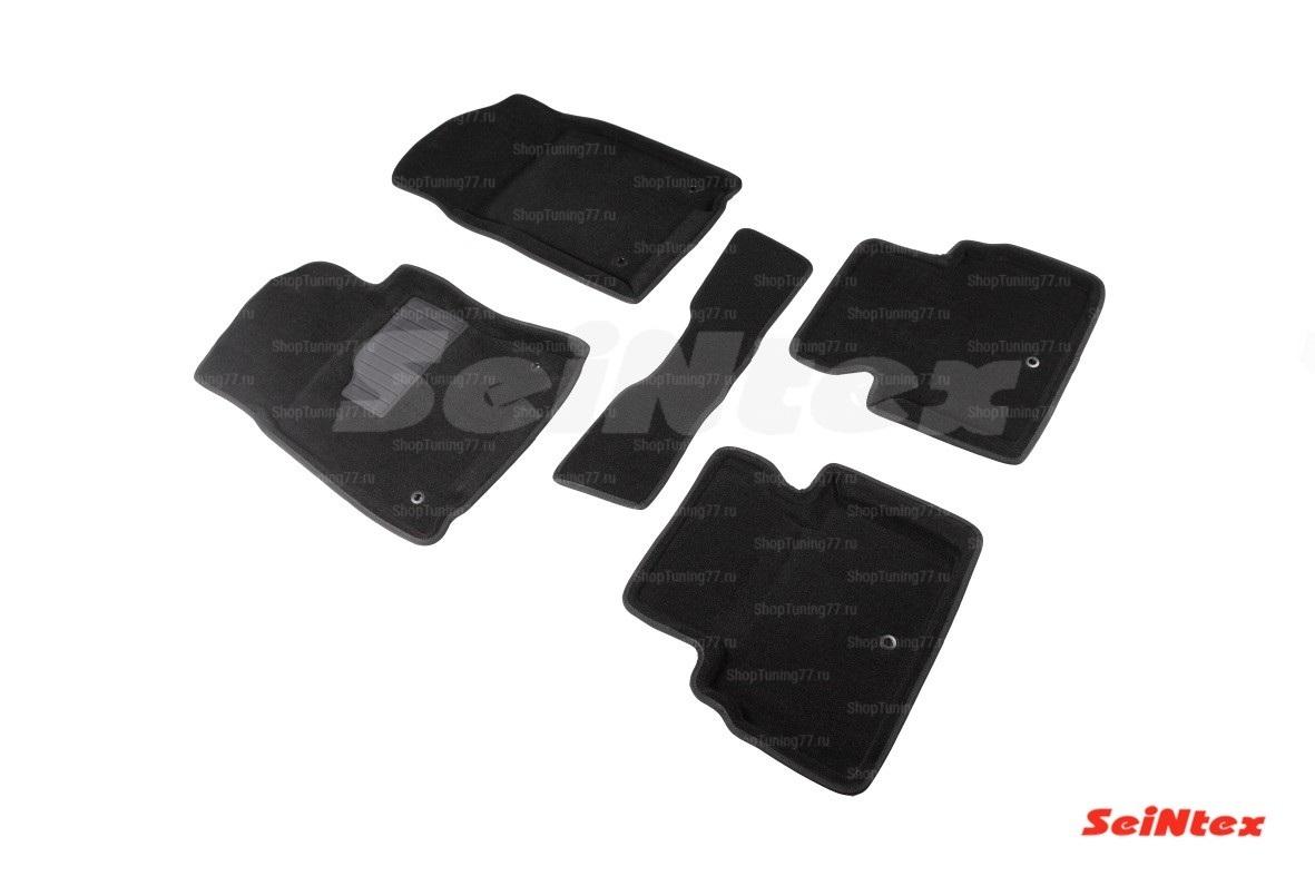 Ворсовые 3D коврики Infiniti q50 (2013-2017)