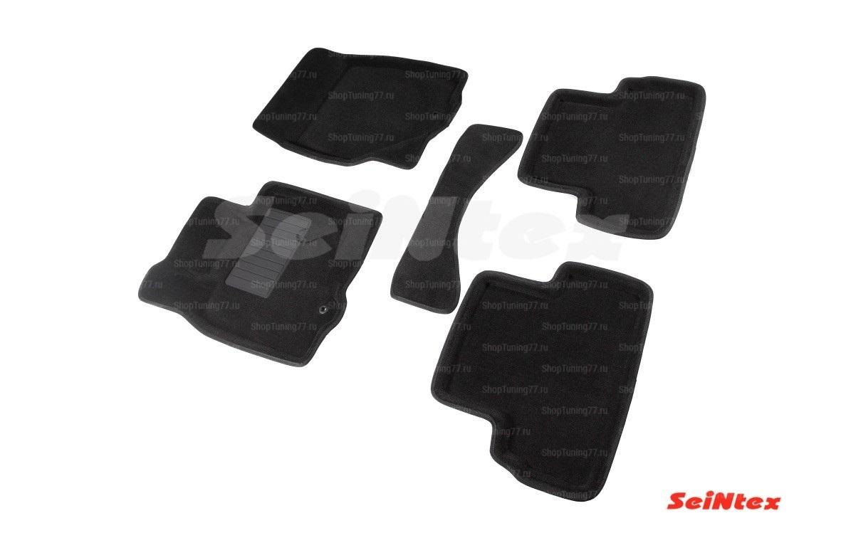 Ворсовые 3D коврики Infiniti qx50 (2007-2014)