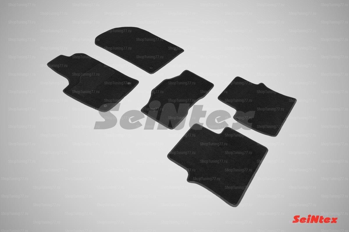 Ворсовые коврики LUX для Jeep Grand Cherokee IV (2010-2013)