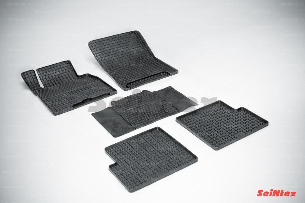 Резиновые коврики сетка для Mercedes Benz G-Class w463 (2001-2015)