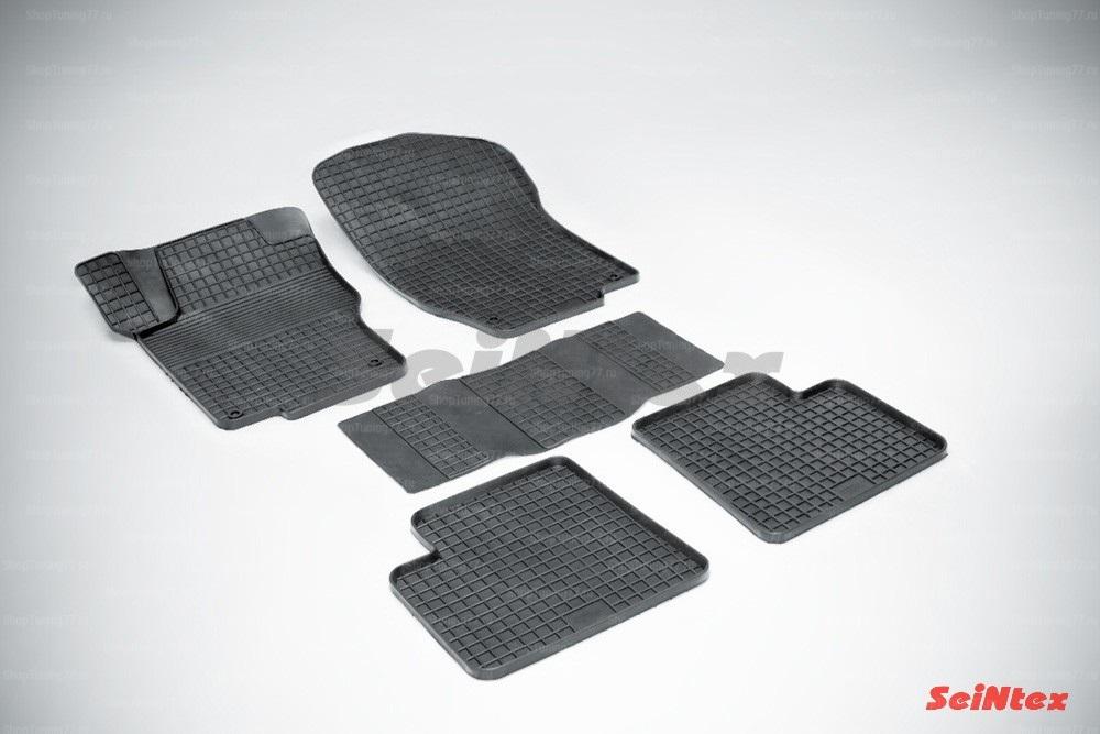Резиновые коврики сетка для Mercedes Benz GL-Class x164 (2006-2012)