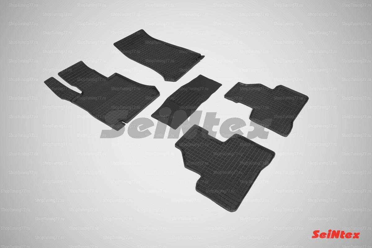 Резиновые коврики сетка для Mercedes Benz GLC-Class c253 Coupe (2016-)