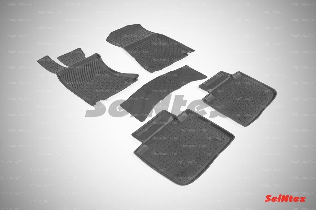 Коврики с высоким бортом для Lexus GS IV AWD (2015-)