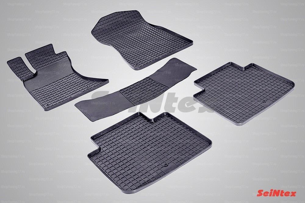 Резиновые коврики сетка для Lexus GS300 III AWD (2005-2012)