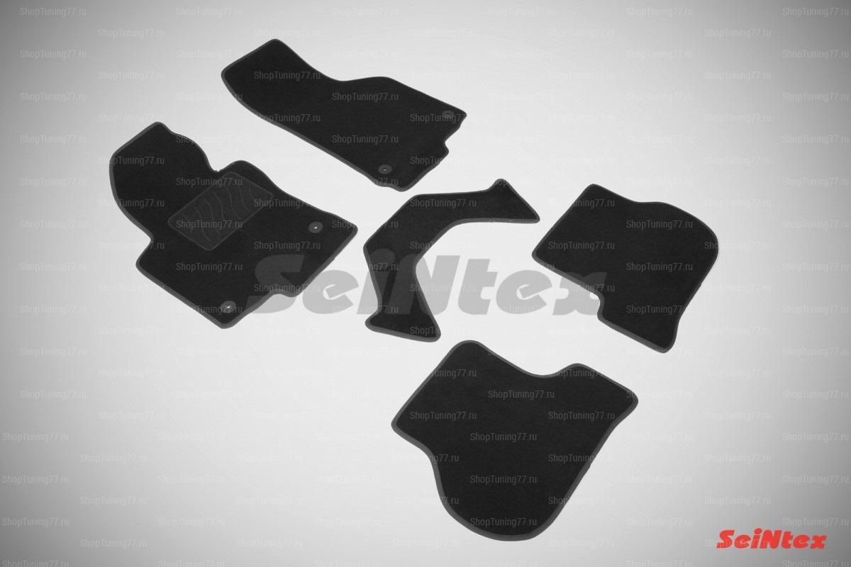 Ворсовые коврики LUX для Volkswagen Golf VI (2008-2012)