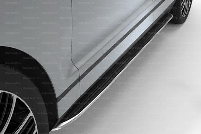 Пороги Land Rover Range Rover Velar