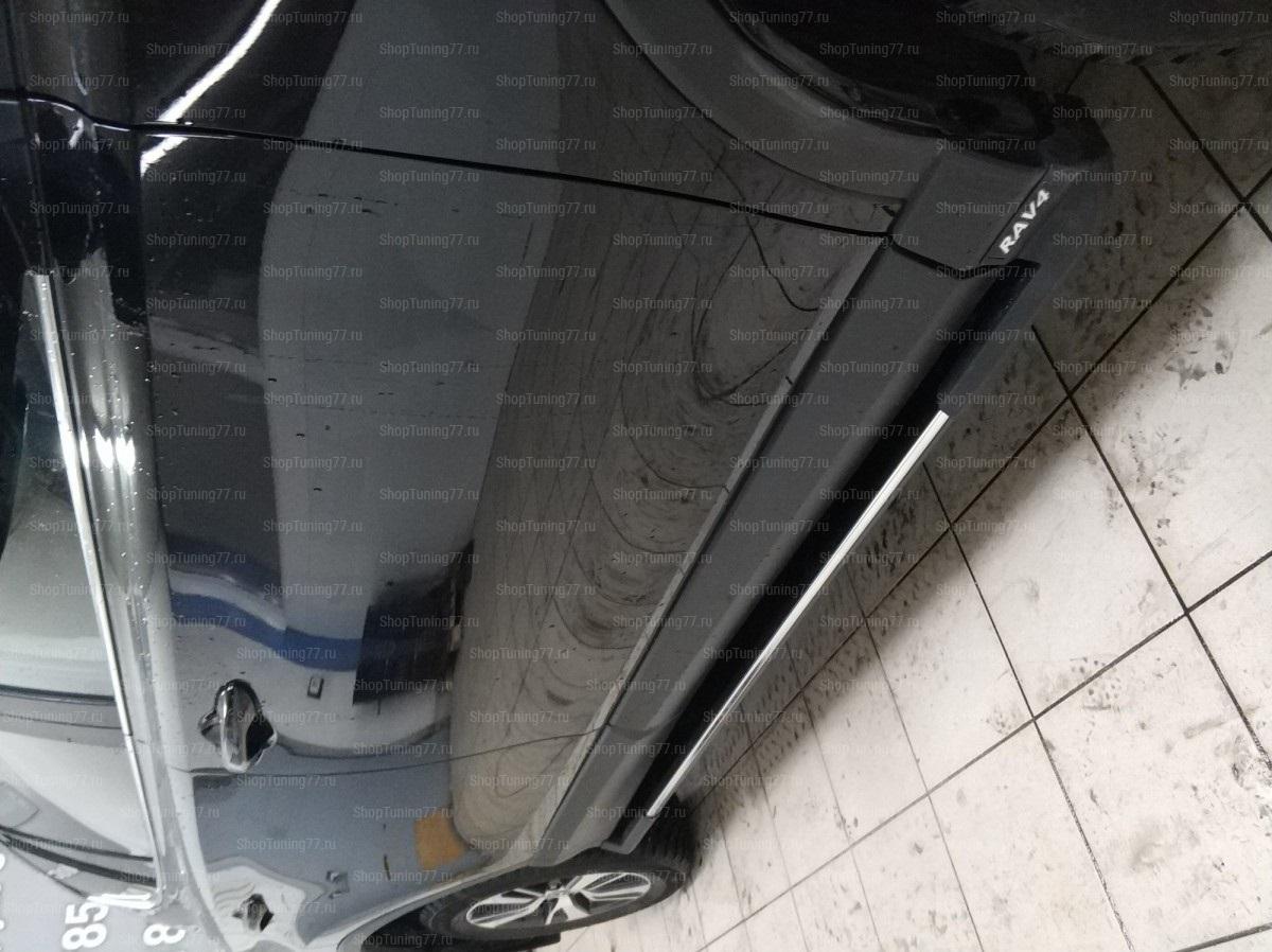 Пороги Toyota RAV 4 (2016-)