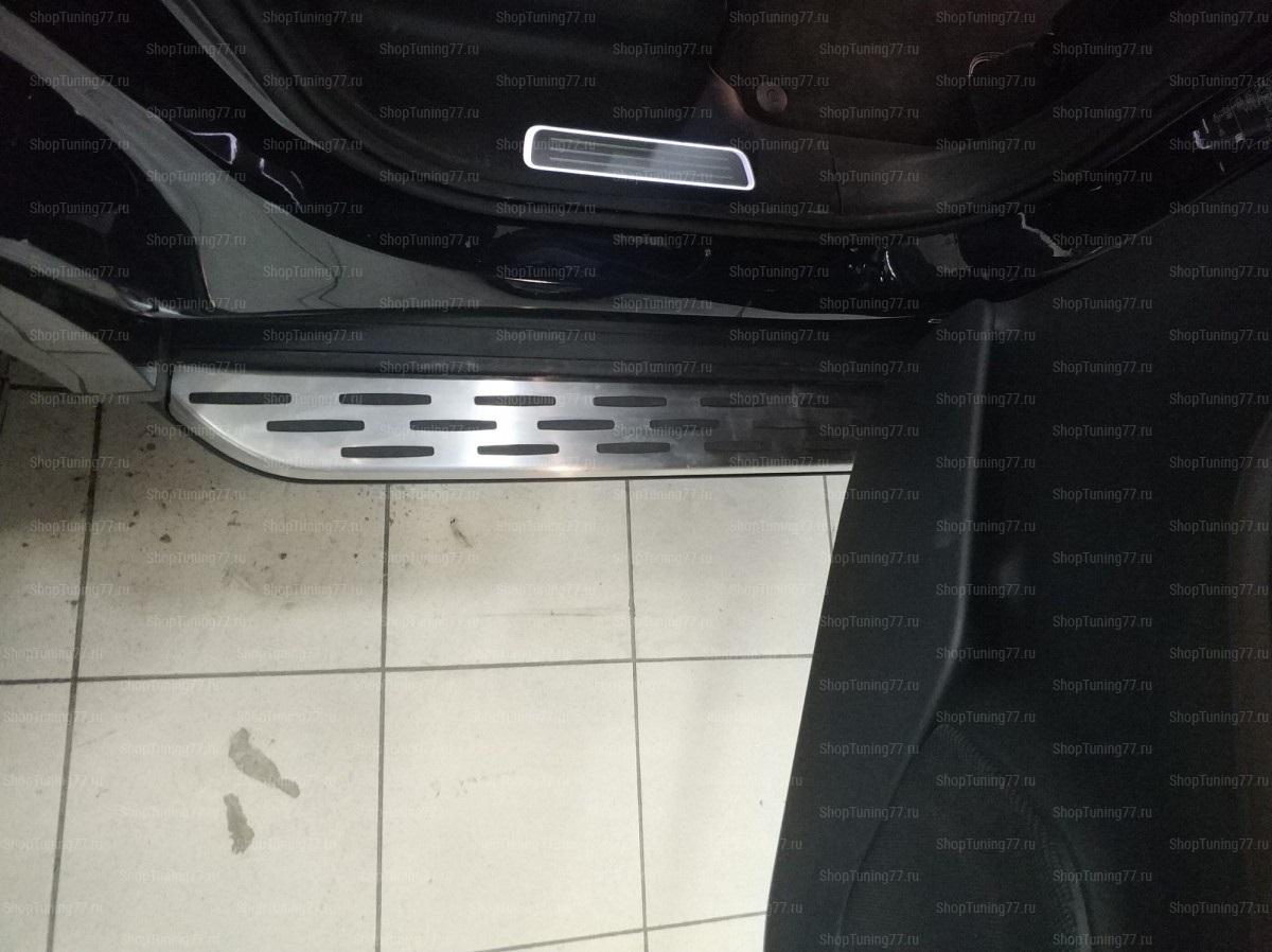 Пороги Volvo XC60 II (2017-)