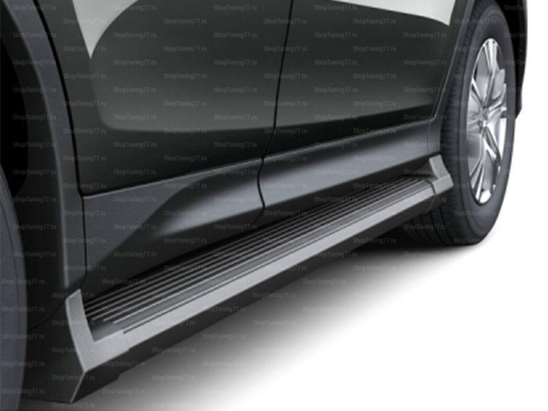 Пороги площадка Toyota RAV 4 (2012-)
