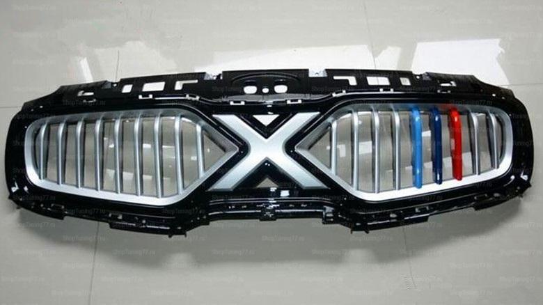 Решетка радиатора  X-Style Kia Sportage (2016-)