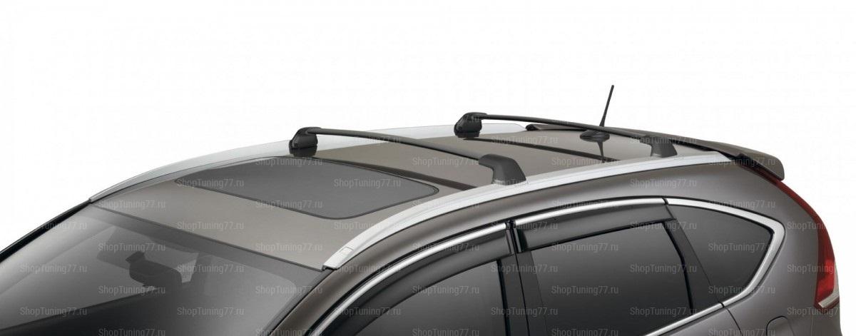 Багажные поперечины на рейлинги для Honda CR-V