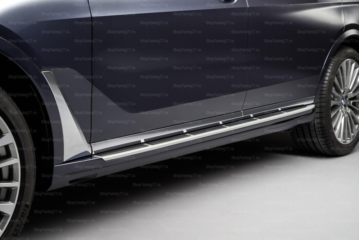 Пороги BMW X7 I (G07)