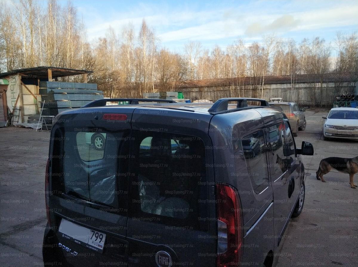 Рейлинги Fiat Doblo II