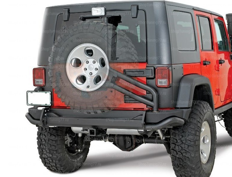 Силовой бампер AEV Jeep Wrangler