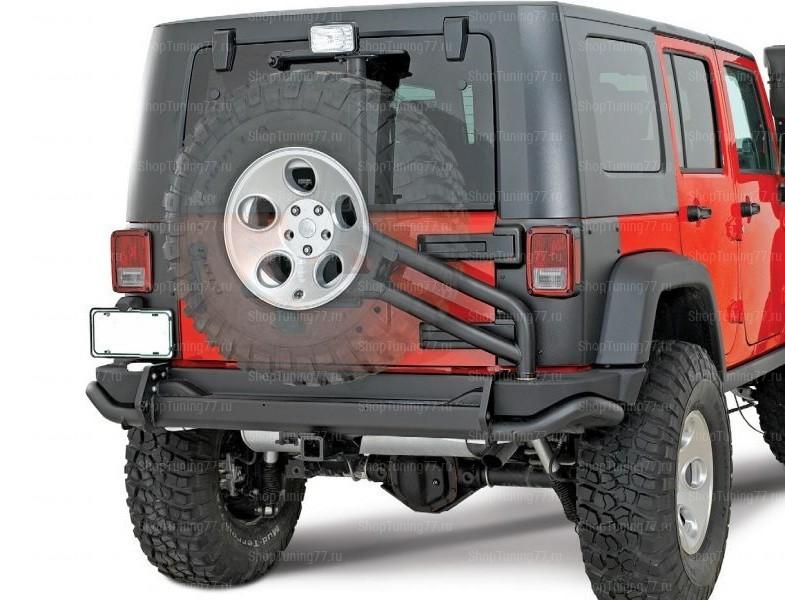 Силовой бампер AEV Jeep Wrangler 5 doors (2007-)