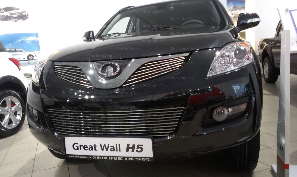 Решётка радиатора Great Wall H5