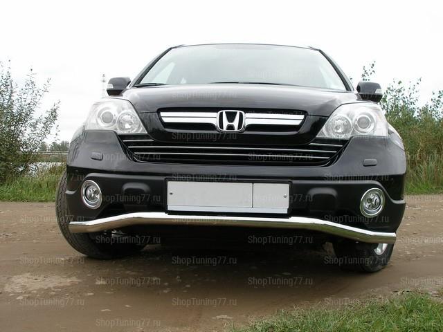 Решетка передняя 60,3 Honda CR-V (2007-)