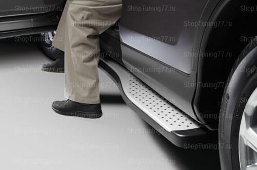 Пороги оригинал (Тип 1) Honda CR-V (2012-)