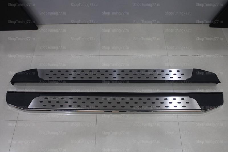Пороги оригинал (Тип 2) Honda CR-V (2012-)