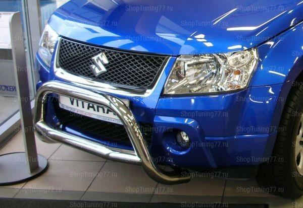 Отбойник без защиты картера 70 мм Suzuki Grand Vitara (2005-)