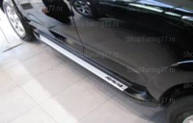 Пороги оригинальные Toyota RAV 4L (2010-)