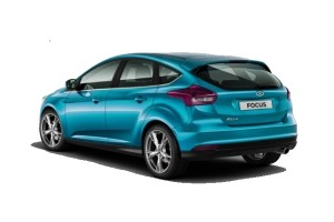 Коврики Ford Focus III Hatchback (2011-2015)