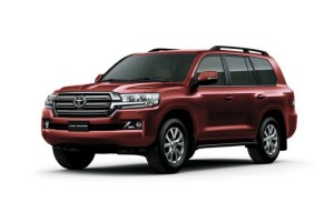 Фаркопы Toyota Land Cruiser 200 рест. (2017-2018)