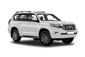Фаркопы Toyota Land Cruiser Prado 150 рест. (2017-)