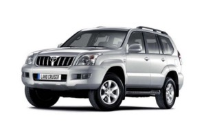 Фаркопы Toyota Land Cruiser Prado 120 (2002-2009)