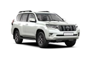 Фаркопы Toyota Land Cruiser Prado 150 (2009-2013)